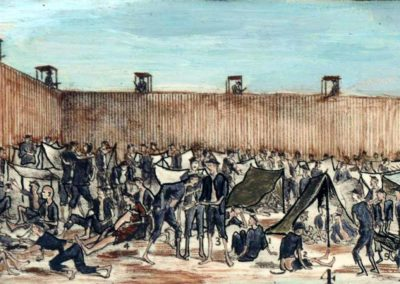 Andersonvillethomas_odea_print_1884_based on august 1864_3